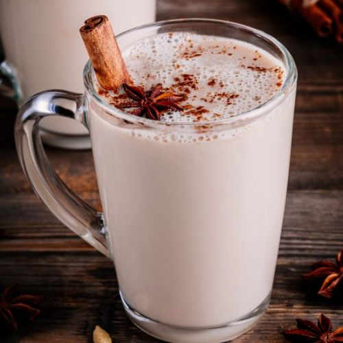 Hot Spiced Milk + Collagen