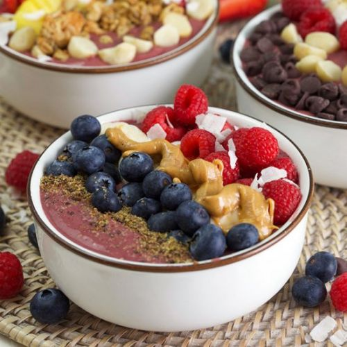Homemade Acai Bowl Recipe