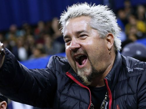 Here Comes Guy Fieri's Chicken Tender Chain