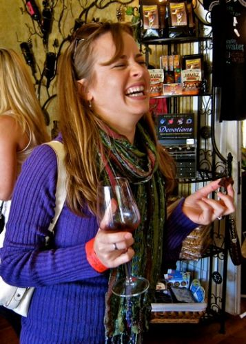 Favorite wine/chocolate matches from Lodi Wine & Chocolate Weekends past