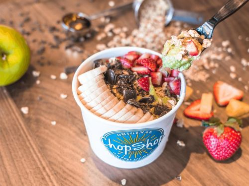 Make the Nice List with Original ChopShop's New Avocado Nice Cream Superfruit Bowl