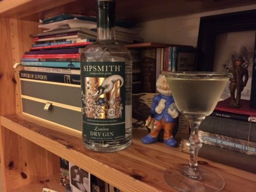 What I'm Drinking: The Alaska Cocktail with Sipsmith London Dry Gin