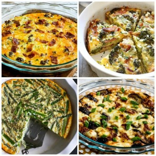 The BEST Low-Carb and Keto Crustless Quiche Recipes