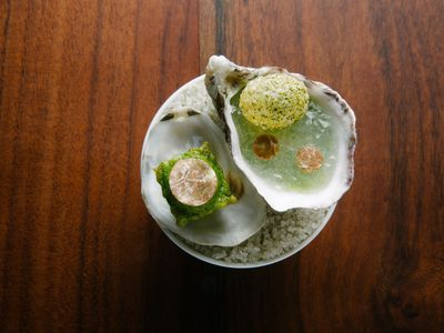 San Francisco's Coi Is the Country's Newest Three-Michelin-Star Restaurant
