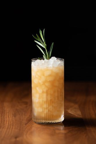 The Offering: A Tequila Cocktail