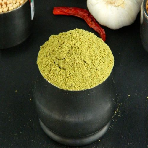 Moringa Curry Leaves Idli Podi