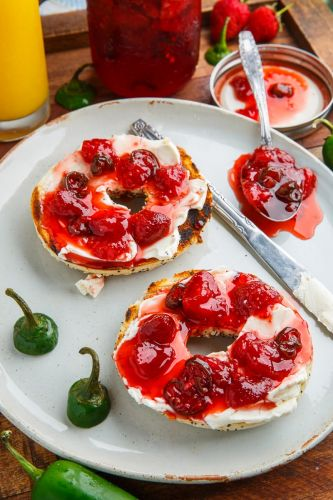 Jalapeno Strawberry Jam