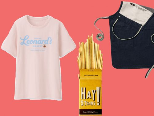 A Hawaiian T-Shirt, Not-Paper Straws, and More Things to Buy This Week