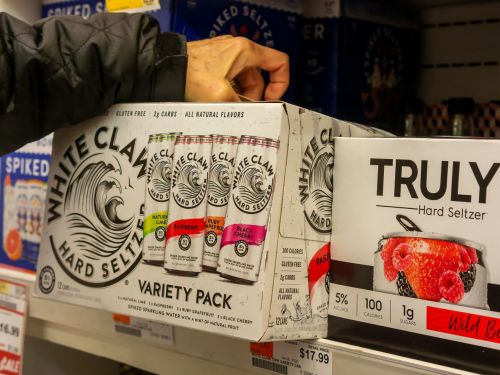 Dudes Love White Claw, So Maybe the Idea of 'Bitch Beer' Can Finally Die