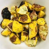 This Low-Calorie Patty Pan Squash Recipe Only Takes 30-Minutes, So Who's Hungry?!