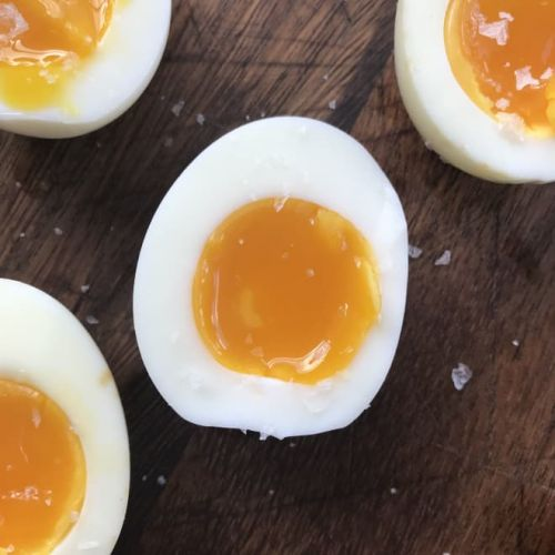 This Is the Absolute Best Way to Make Perfectly Jammy Eggs