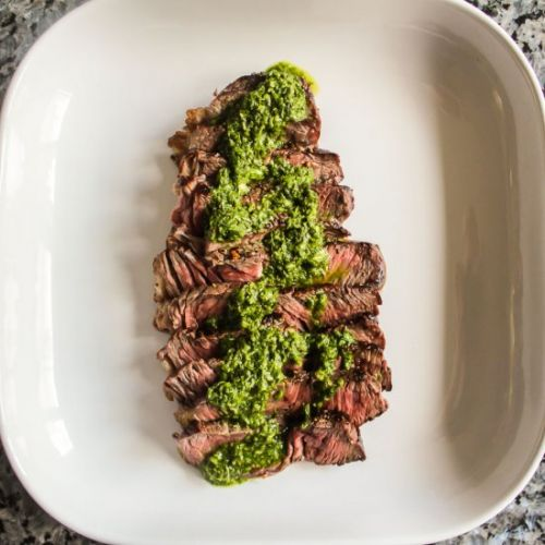 Basil Chimichurri