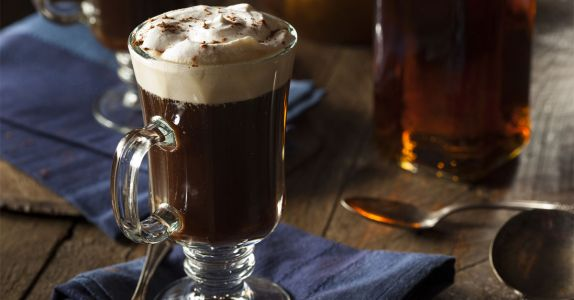 The Irish Coffee Is a Classic Cocktail. Treat It Like One