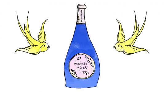 The Magic of Moscato d'Asti