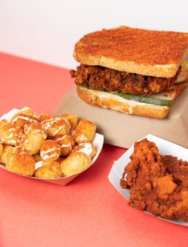 Melt Shop launches new limited-time Nashville Hot Melt, Tenders and Tots