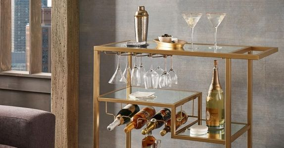 We Asked 11 Bartenders: What Bottle Do You Always Keep on Your Home Bar Cart?