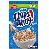 Exclusive! Chips Ahoy and Nutter Butter Cereals Are Hitting Shelves Soon!