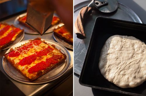 COOKing at Home: Pizza Pie Squared