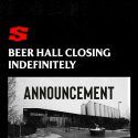 Surly to Shutter Beer Hall in November, Lay Off Staff
