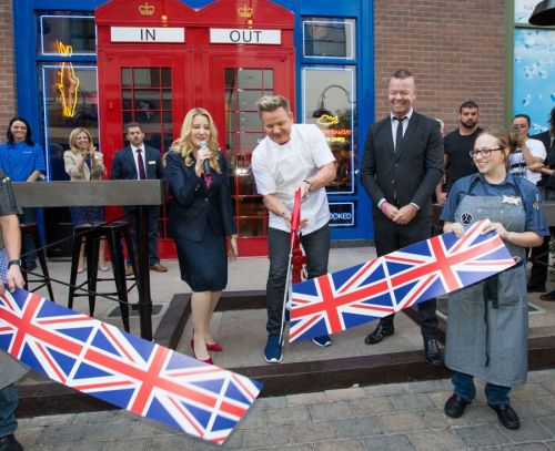 Gordon Ramsay Fish & Chips Announces Newest Location at ICON Park