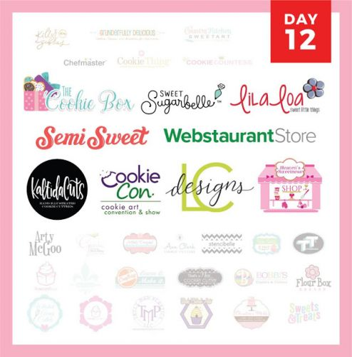 Day TWELVE!!! - The Fourth Annual 12 Days of Giving with LilaLoa and Sweet Sugarbelle