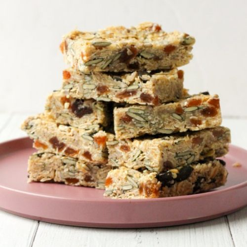 Lunchbox Muesli Bar Slice