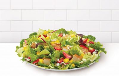 Wendy's Adds the World's Most Consumed Fruit to Summer Salads