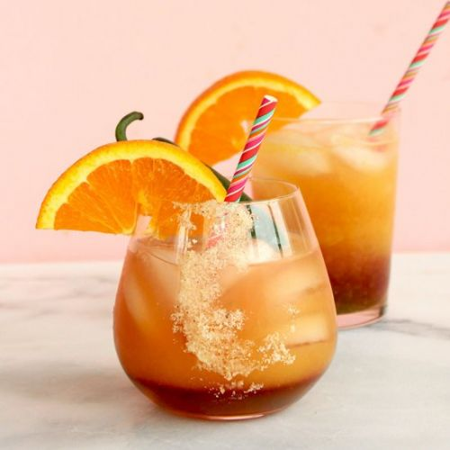 The Spicy Tequila Sunrise