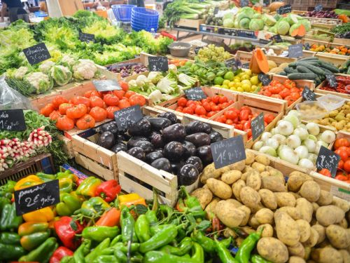 New Study Says There Are Not Enough Vegetables on Earth Right Now