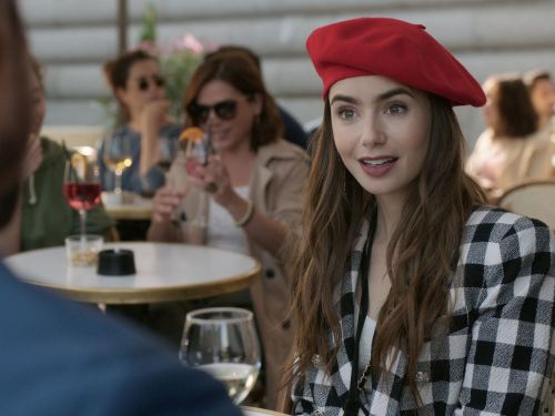 The Lack of Flavor in 'Emily in Paris' Is Only Emphasized by Its Meals