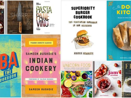 The Hottest Cookbooks of Summer 2018