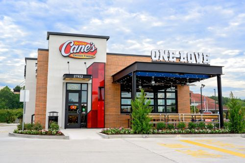 """Raising Cane's Named one of the """"BEST PLACES TO WORK"""" in the U.S"""