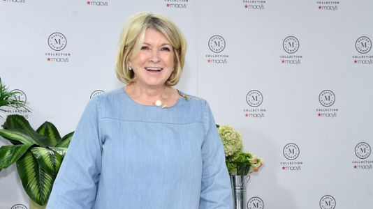 Have A Question About Hosting New Year's Eve? Martha Stewart Could Help You!
