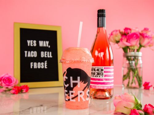 Taco Bell Is Testing Its Own Frosé, Which Means We Have Reached Peak Frosé