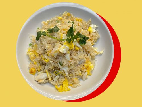 An Easy Crab Fried Rice Recipe From NYC Thai Restaurant Fish Cheeks