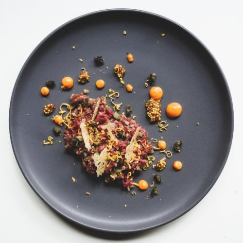 My Take on a Beef Tartare