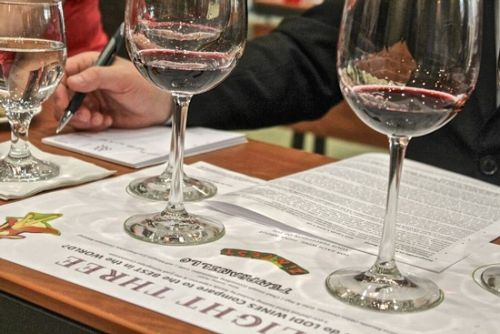 16-wine blind tasting: Exactly how do Lodi grown wines compare to the rest of the world's?