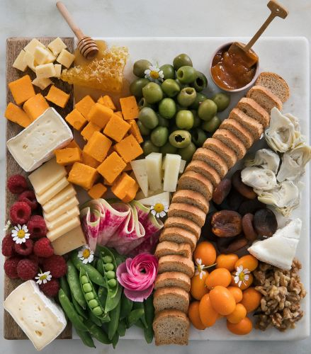 Create the Ultimate Cheese Board