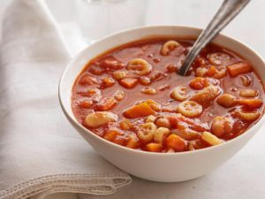 Quick and Spicy Tomato SoupThe key to