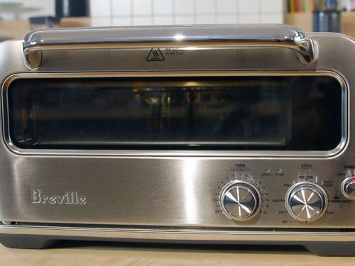 Watch: Can Breville's $800 Oven Give You Restaurant Quality Pizza?