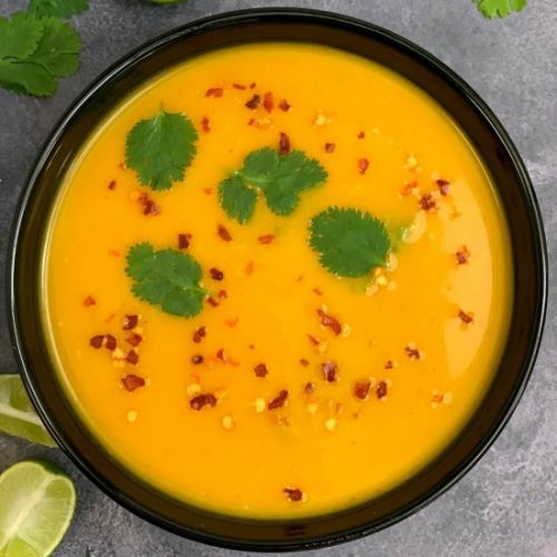 Thai Pumpkin Soup Instant Pot