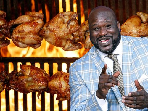Shaq Hatches Reality Show About Opening a Chicken Restaurant