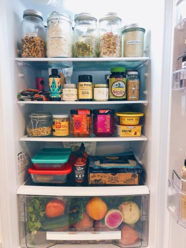 Open Fridge: Inside Holistic Health Guru Alison Wu's Fridge