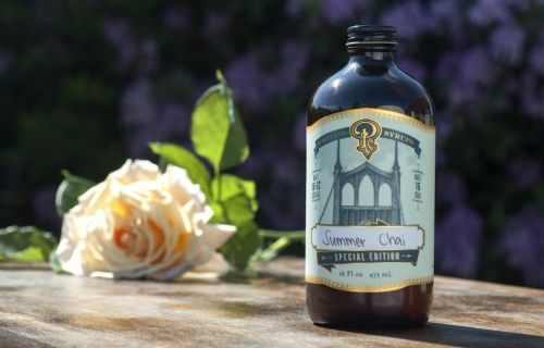 Drink of the Week: Portland Syrups Summer Chai