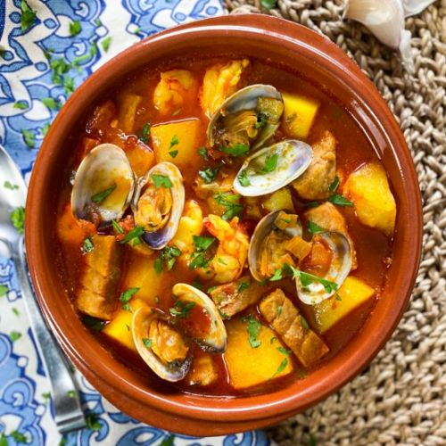 Spanish Fisherman´s Stew