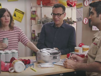 Watch Fred and Carrie Order Gourmet Disaster Kits on 'Portlandia'