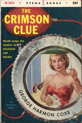 Cocktail Talk: The Crimson Clue