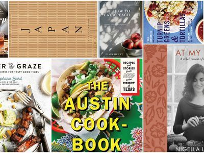 Every Spring 2018 Cookbook That Matters