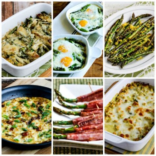 Favorite Low-Carb and Keto Asparagus Recipes for Easter