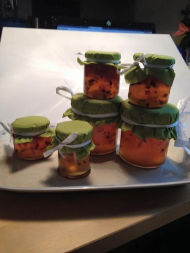 Homemade Jalapeno Jelly *~* Selbstgemachtes Jalapeno Gelee